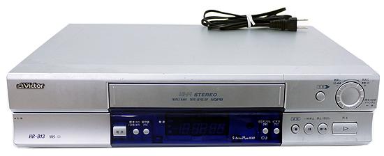 上品 HR-B13 中古 Victor Hi-Fiビデオ VHS 人気ショップが最安値挑戦
