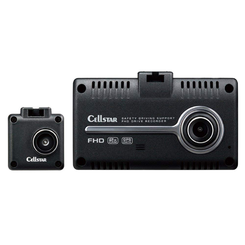 CELLSTAR ドライブレコーダー CSD-790FHG