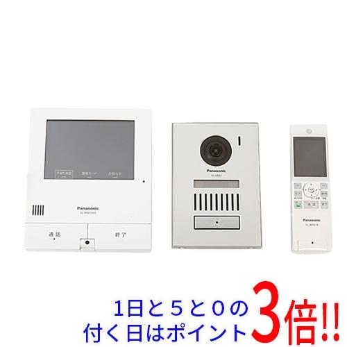 【キャッシュレスで5%還元】Panasonic 外でもドアホン VL-SWD505KS