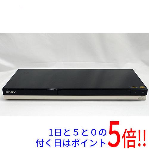 【中古】SONY ブルーレイディスク/DVDレコーダー BDZ-ZW550 500GB