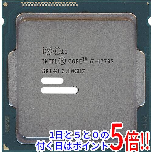【中古】Core i7 4770S Haswell 3.1GHz LGA1150 SR14H