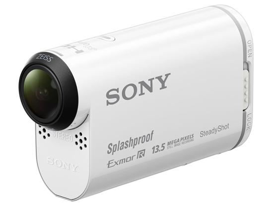 【中古】SONY製 デジタルHDビデオカメラ HDR-AS100V