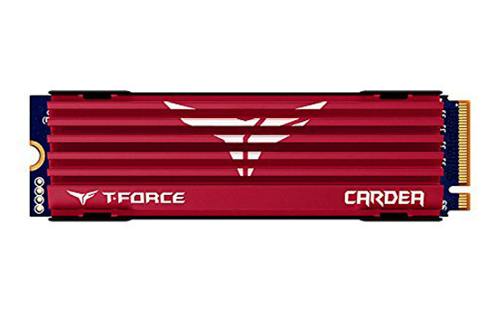 【キャッシュレスで5%還元】Team T-FORCE CARDEA M.2 TM8FP2480G0C110 Red 480GB