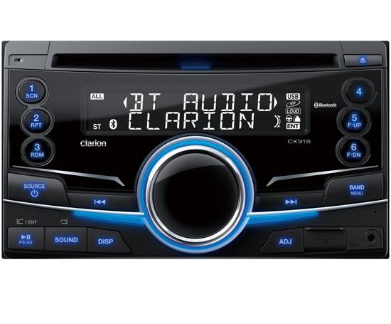 特別オファー Clarion CDレシーバー 2DIN USBスロット搭載 2DIN CDレシーバー CX315, アヤチョウ:9123d466 --- rukna.4px.tech