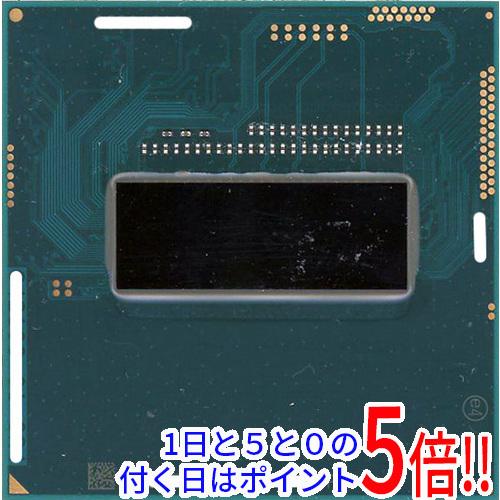 【キャッシュレスで5%還元】【中古】Core i7 Mobile 4710MQ 2.5GHz Socket G3 SR1PQ