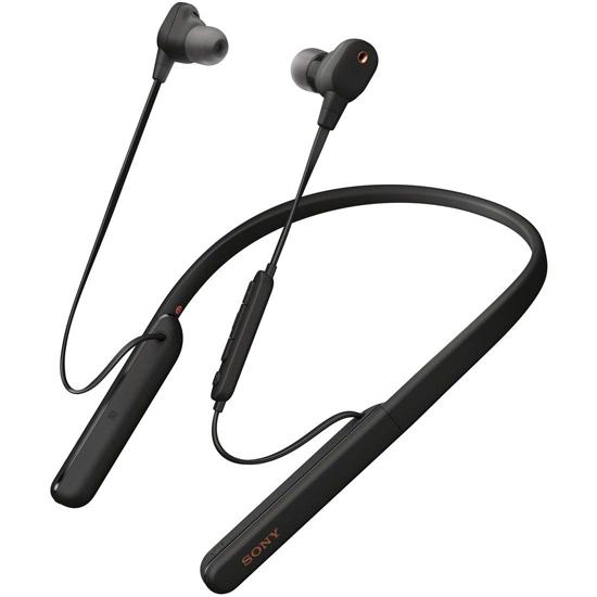【キャッシュレスで5%還元】SONY ワイヤレスノイズキャンセリングステレオヘッドセット WI-1000XM2 (B) ブラック
