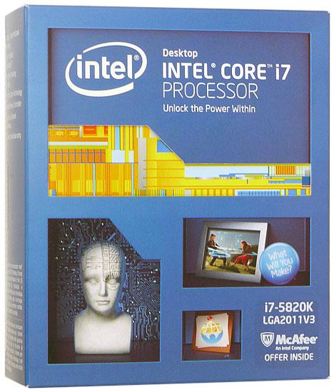 【キャッシュレスで5%還元】【中古】Core i7 5820K 3.3GHz LGA2011-3 SR20S 元箱あり