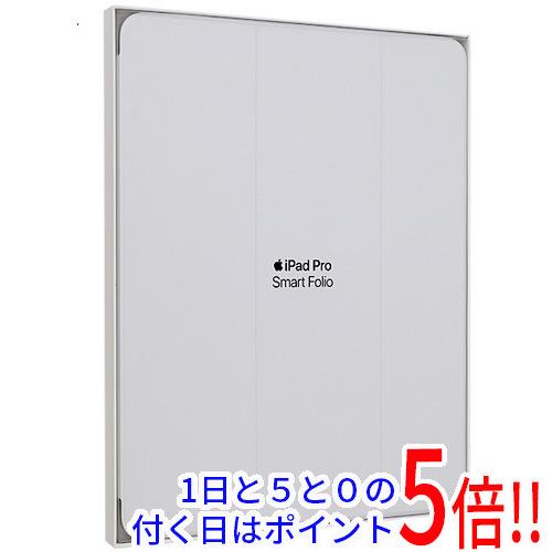 APPLE 12.9インチiPad Pro用 Smart Folio(第3世代) MRXE2FE/A ホワイト