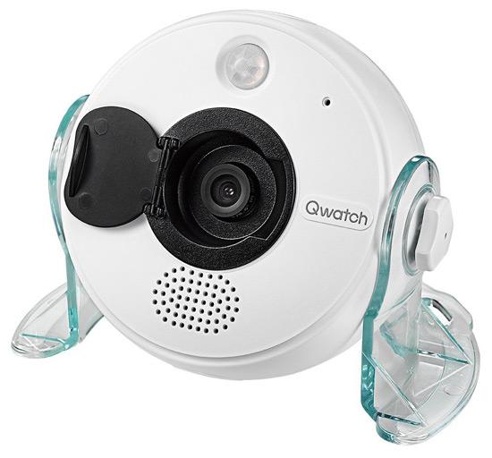I-O DATA ネットワークカメラ Qwatch TS-WRLP/E