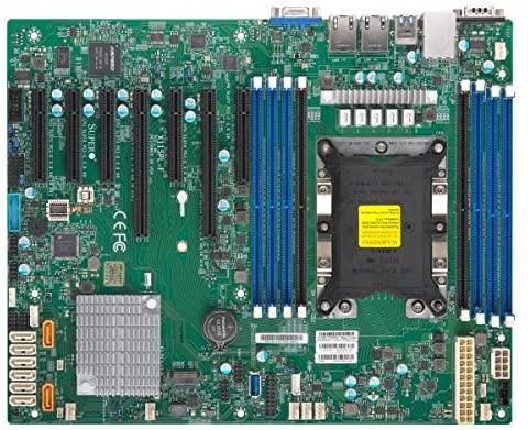 【キャッシュレスで5%還元】【新品訳あり(箱きず・やぶれ)】 SUPERMICRO ATXマザーボード X11SPL-F