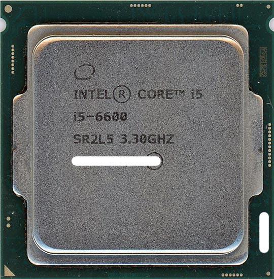 【キャッシュレスで5%還元】【中古】Core i5 6600 3.3GHz 6M LGA1151 65W SR2L5