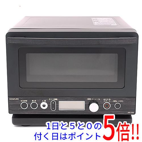 コイズミ 土鍋付き電子レンジ KRD-182D/K