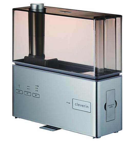 【キャッシュレスで5%還元】ドウシシャ クレベリンLED 超音波式加湿器 d-design DUSK-119CL
