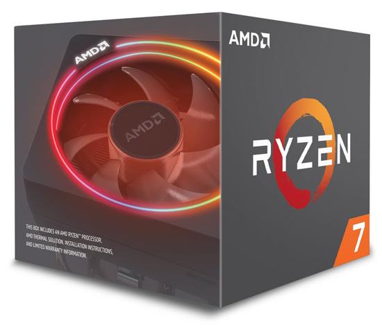 【新品訳あり(箱きず・やぶれ)】 AMD Ryzen 7 2700X YD270XBGM88AF 3.7GHz SocketAM4