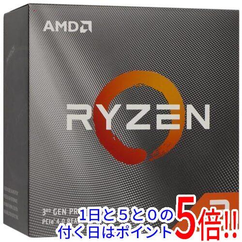 【中古】AMD Ryzen 3 3100 100-100000284 3.6GHz SocketAM4 元箱あり