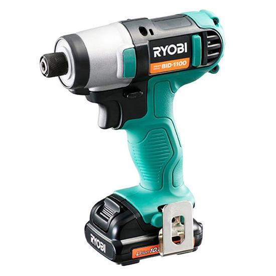 RYOBI 充電式インパクトドライバ BID-1100