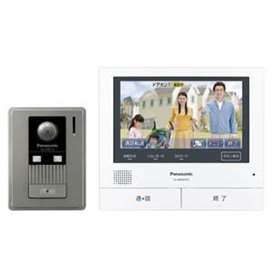 Panasonic テレビドアホン VL-SVD701KL