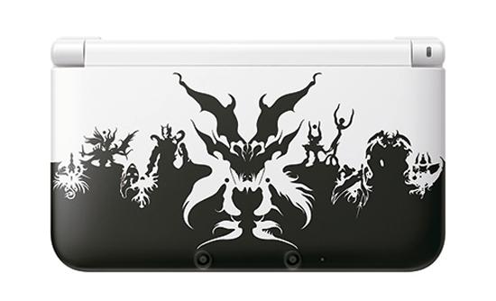 3DS LL 真・女神転生IV 限定モデル 初回特典付き