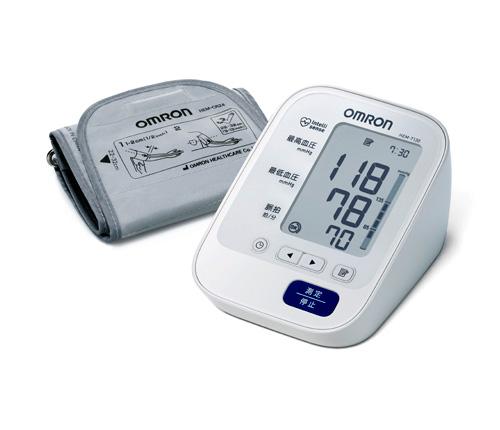 【エントリーでポイント10倍!12/1 10:00~1/1 9:59まで!!】オムロン 自動血圧計 HEM-7130-HP