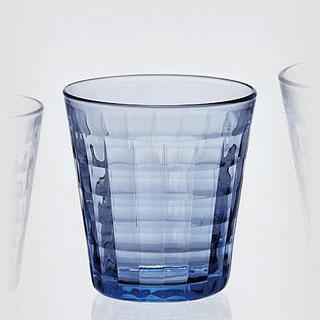 さわやかなマリンブルーのグラスで食卓を演出 デュラレックス プリズム 220cc 売買 マリーン 優先配送