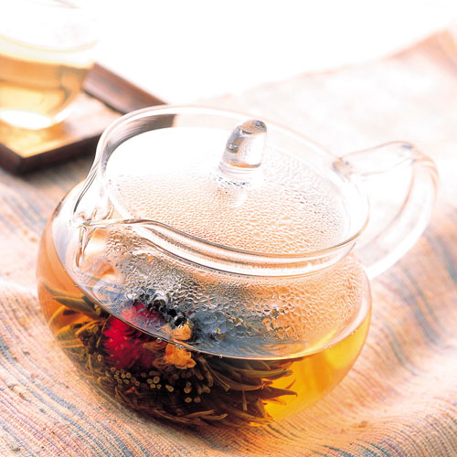 ラッピング無料 耐熱ガラス製なので 中の様子が一目瞭然 HARIO ハリオ 茶茶急須 受賞店