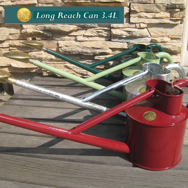 【世界のロングセラー・英国HAWS社製】 ロングリーチカン3.5リットル 【ジョーロ】【ガーデニング Gardening】【送料無料】