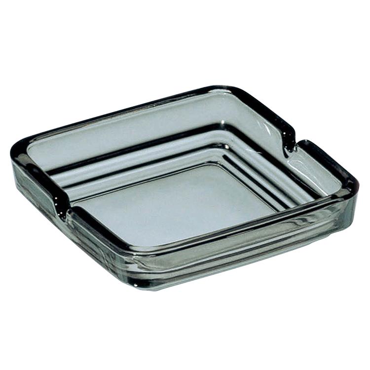 グラス ガラス コップ 業務用 東洋佐々木ガラス 54008SS ブラック 約2.5×10.0×10.0cm 直営ストア アッシュトレイ 灰皿 開店記念セール