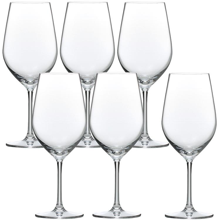 ワイングラス 人気 おすすめ 割れにくい シャンパン フルート 食洗機対応 東洋佐々木ガラス ワイングラス ディアマン 日本製 食洗機対応 6個入 1パック クリア 450ml 計6個 RN-11235CS