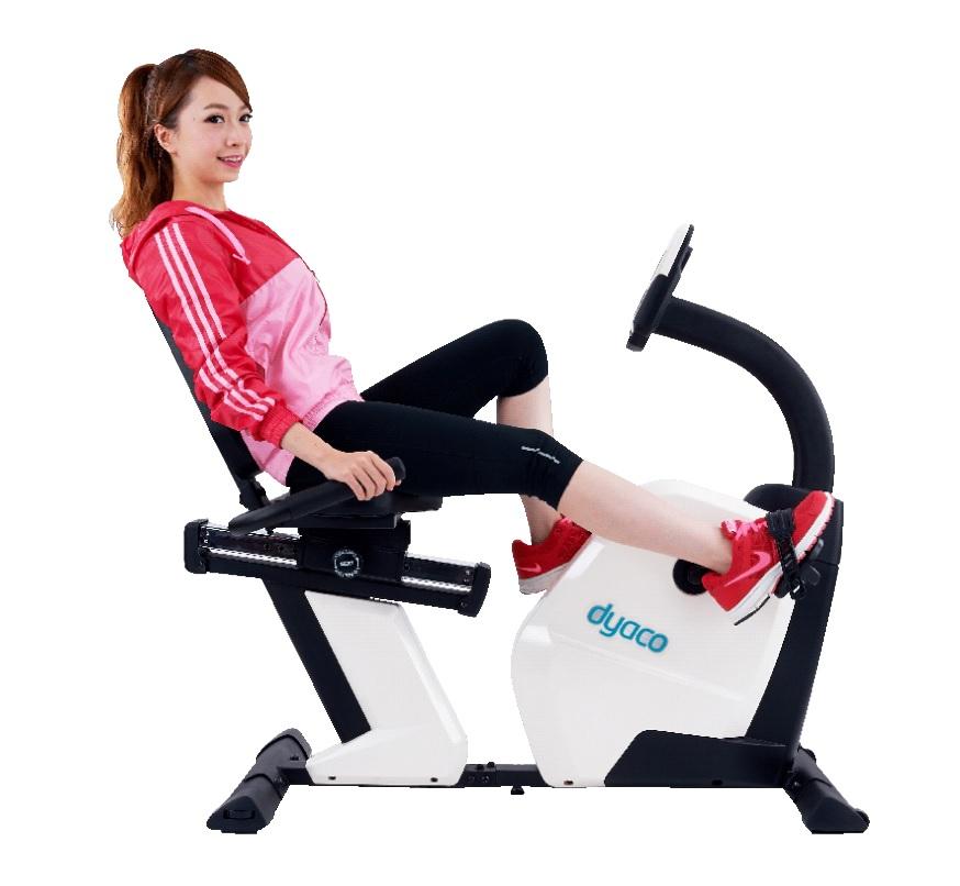 お部屋で気軽に運動できます!ダイヤコ リカンベント(座位式)バイク SR145S-40【エアロバイク】【ダイエット】【リハビリ】【フィットネス】【バイク】【リカンベント】