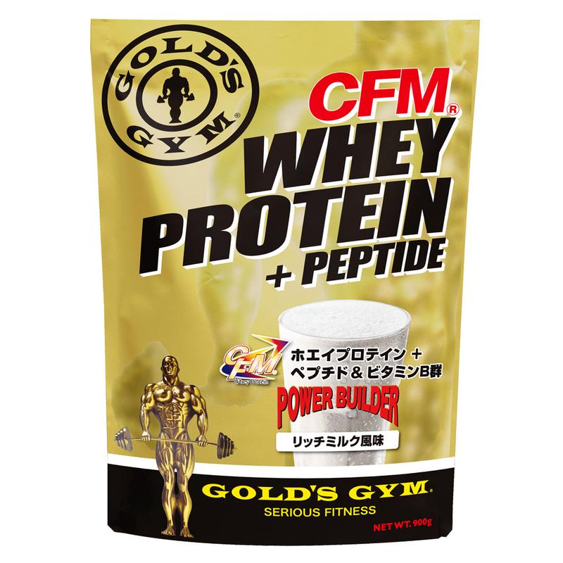 ゴールドジム ホエイプロテイン リッチミルク 2kg