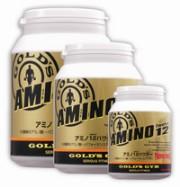 商舗 ゴールドジム アミノ12パウダー AL完売しました 500g