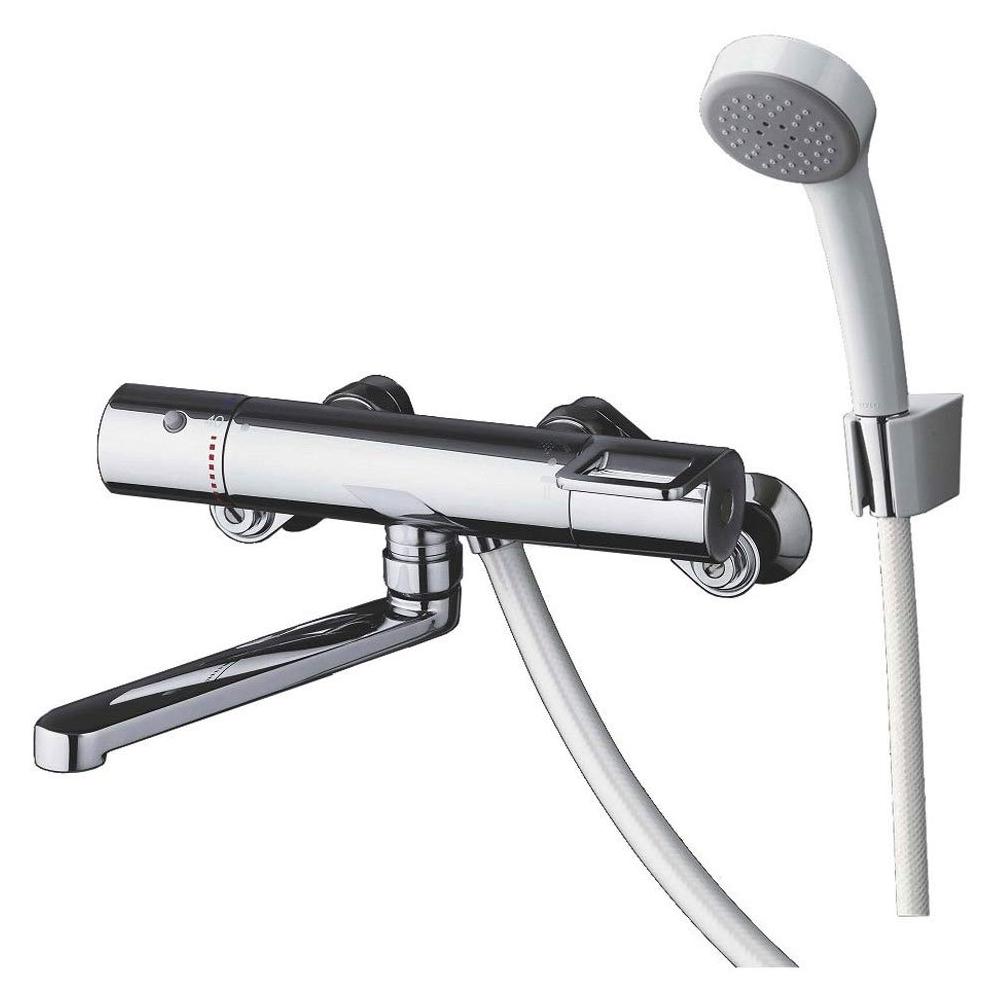 バス用水栓金具 TOTO 浴室用 壁付サーモスタット混合栓 エアインシャワー 寒冷地向け TMY240EZ (ラッピング不可)