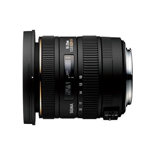 SIGMA(シグマ) デジタル一眼専用 10-20mm F3.5 EX DC HSM (マウント:シグマ用)