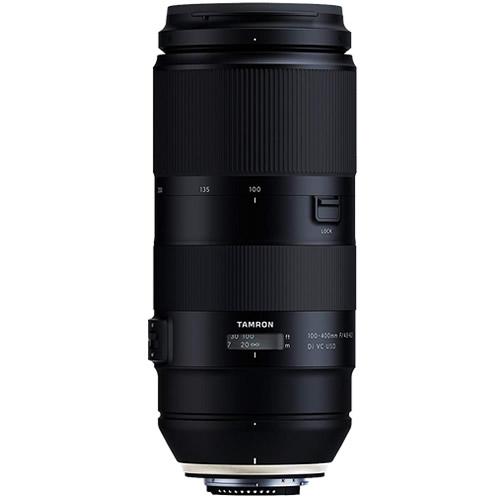 タムロン 100-400mm F/4.5-6.3 Di VC USD ニコン用 A035N 超望遠ズームレンズ