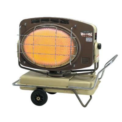 (メーカー直送)(代引不可) 静岡製機 業務用赤外線灯油ヒーター バルシックスYDK VAL6-YDK (ラッピング不可)