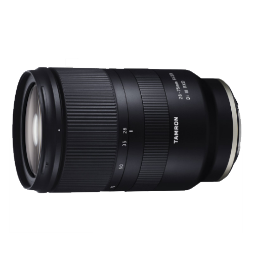 (納期2ヶ月程度)TAMRON 大口径標準ズームレンズ 28-75mm F/2.8 Di III RXD ソニーEマウント用 【A036SF】 ミラーレス一眼カメラ専用