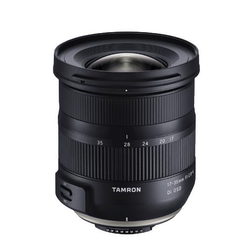 タムロン 17-35mm F2.8-4 Di OSD ニコン用 A037N 超広角ズームレンズ