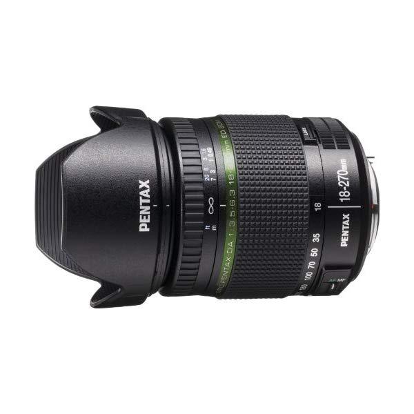 ペンタックス 高倍率ズームレンズ smc PENTAX-DA 18-270mm F3.5-6.3 ED SDM