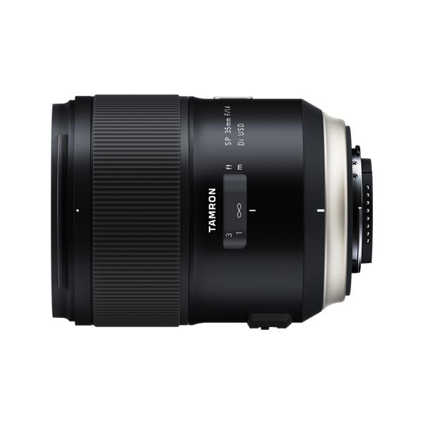 タムロン SP 35mm F/1. 4 Di US D ニコン用 F045N 単焦点レンズ