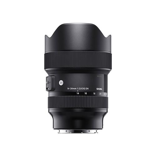 SIGMA シグマ 14-24mm F2.8 DG DN Art ソニーEマウント用 大口径超広角ズームレンズ