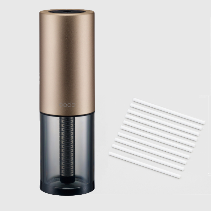 (交換用吸水芯付)カドー 加湿器 STEM Portable ゴールド MH-C20-GD (cado) MHC20 ポータブル 加湿器