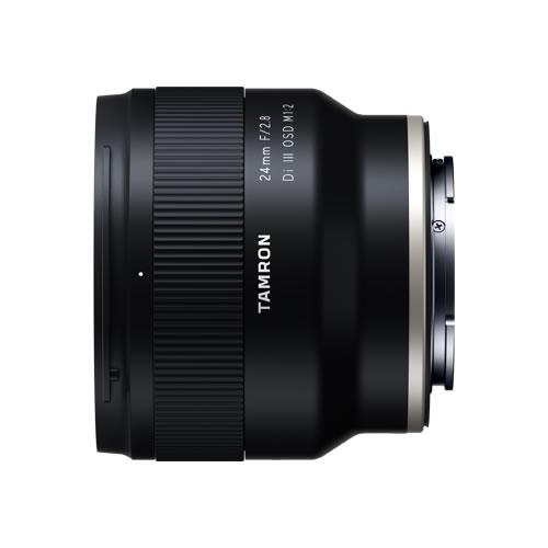 (12月5日発売予定) タムロン 24mm F/2.8 Di III OSD M1:2 ソニーEマウント Model:F051SF 広角単焦点レンズ