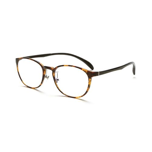 小松貿易 老眼鏡 ピントグラス PINT GLASSES 809TO (PG-809-TO) 兼用 (老眼度数:+0.60~2.50D)