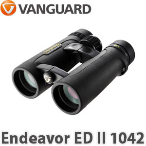 バンガード Endeavor ED II 1042 10倍×42mm 防水双眼鏡