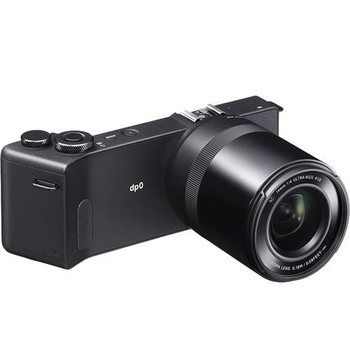 シグマ dp0 Quattro コンパクトデジタルカメラ