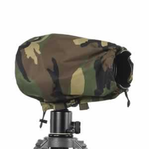 LensCoat (レンズコート) レインスリーブ S フォレストグリーンカモ 【LCRSSMFG】