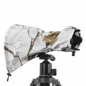 LensCoat (レンズコート) レインスリーブ M リアルツリースノー 【LCRSMSN】