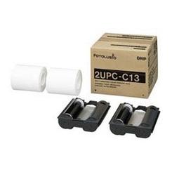 DNPフォトイメージング ラミネートカラープリントパック 2UPC-C13 (L判300枚×2ロール)