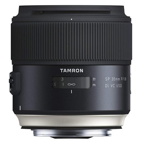 タムロン SP 35mm F/1.8 Di VC USD キヤノン用 Model:F012E