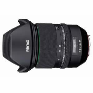 ペンタックス 標準ズームレンズ HD PENTAX-D FA 24-70mm F2.8ED SDM WR